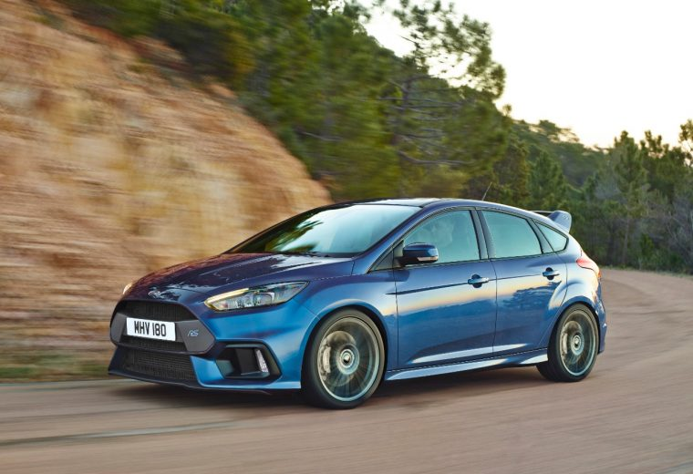 2016 Focus RS | Ford Fiesta RS Spy Shots