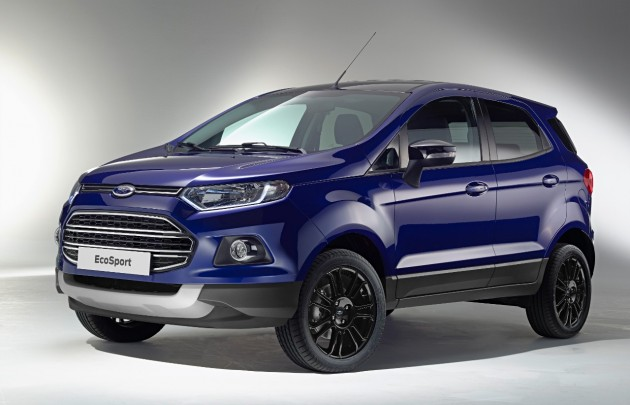 2015 Ford EcoSport S