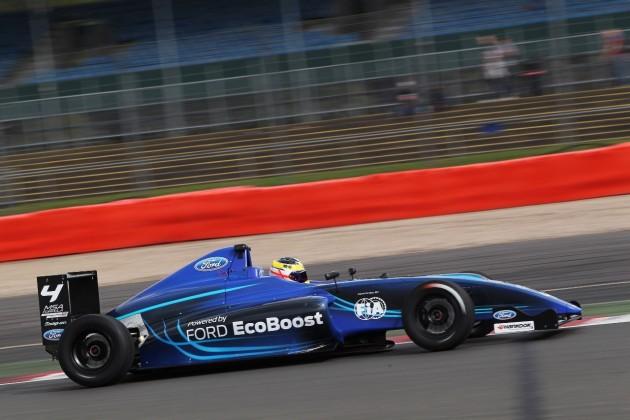 Ford MSA Formula single-seat race car