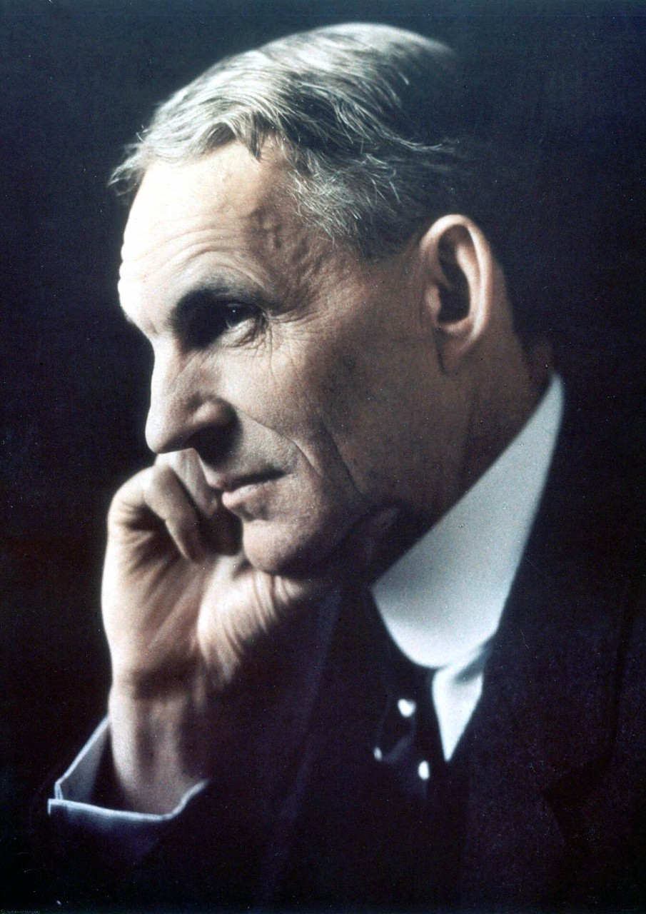 Henry ford essay