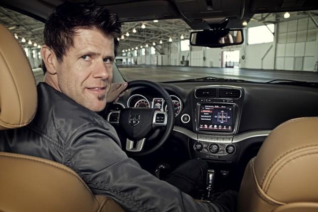 Klaus Busse | Jeep Renegade interior