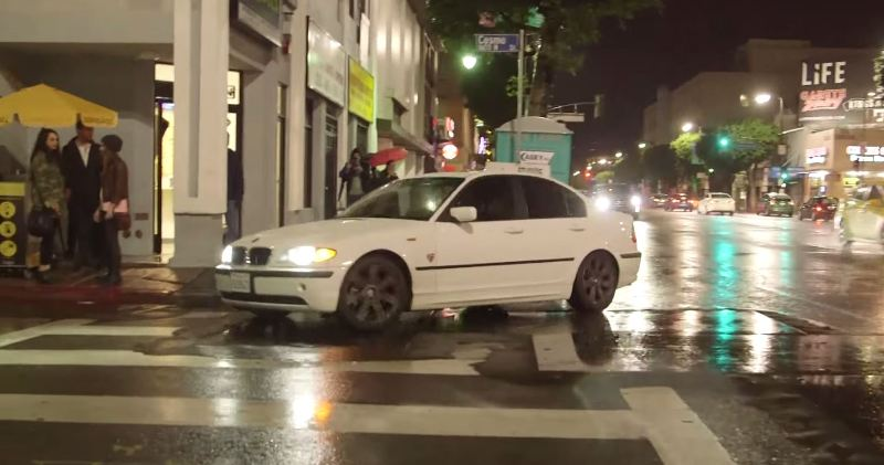 Mark David Christenson Pretends to Be an Oscar Winner in Hollywood, Get a Free BMW  5
