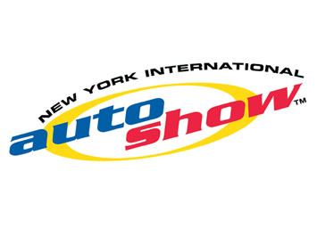 2015 New York International Auto Show Logo