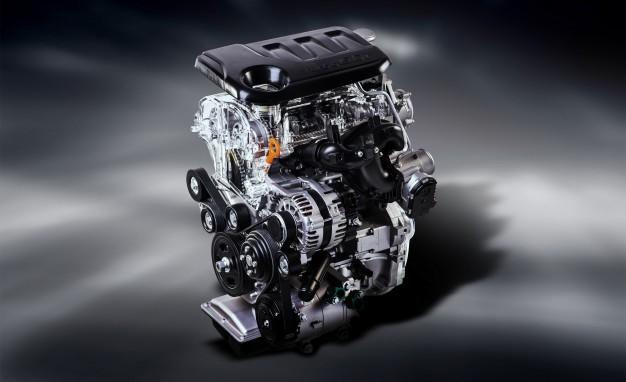 The new Kia 1.0-liter engine