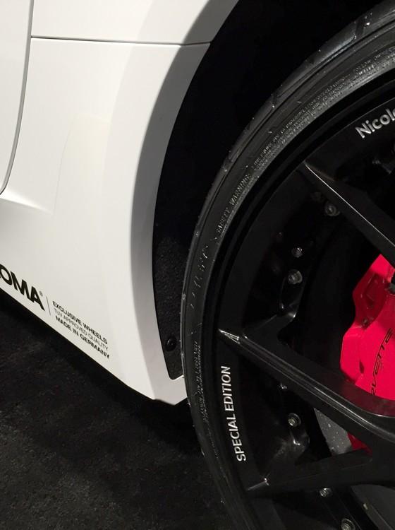 2014 Corvette Stingray For Sale >> You Can Buy Nicolas Cage's Corvette Stingray Z51 for $77,900 - The News Wheel