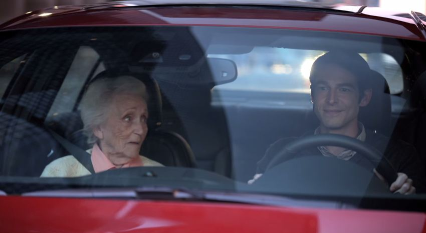 "Grandma ""That's a Buick?"" Campaign"
