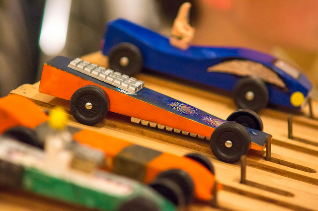 Pinewood Derby Cars building tips