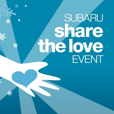 "Subaru's ""Share the Love"" Donations Surpass $50M"