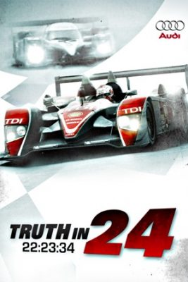 Truth in 24  car documentary automotive film racing movie