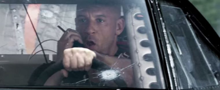 Vin Diesel Says Fast & Furious 8 Will Be 'From Paul'