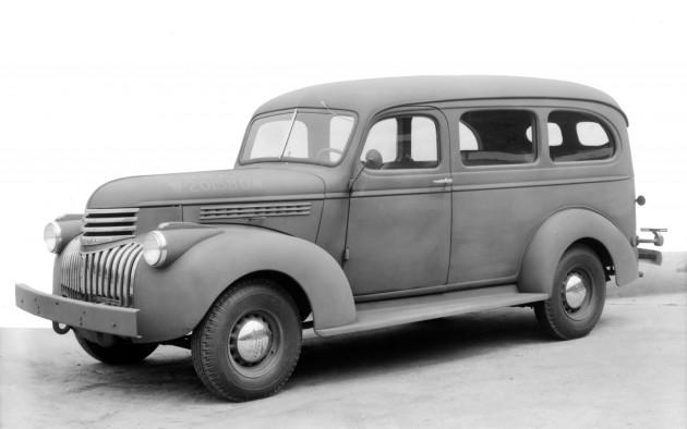 1941 Chevrolet Suburban