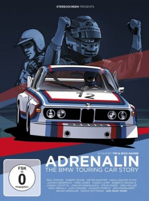 bmw-adrenalin  car documentary automotive film racing movie