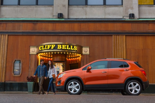 "Chevy Trax ""Hidden Gems"" campaign uses social media influencers"