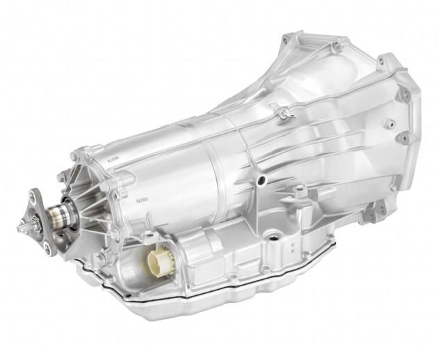 Hydra-Matic 8L45 eight-speed