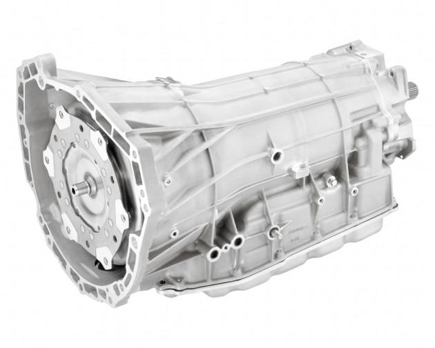 Hydra-Matic 8L90 eight-speed