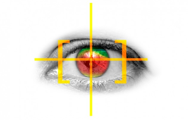 Opel eye-tracking technology