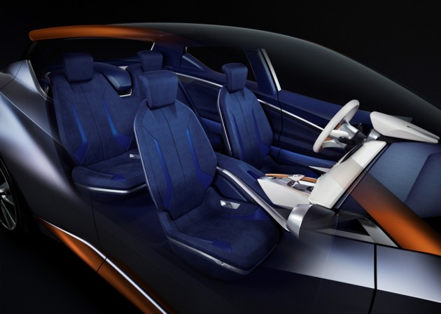 Nissan Sway Interior