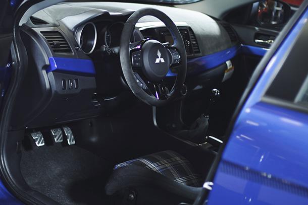2015 Mitsubishi 311 RS Spec Blew Evo X