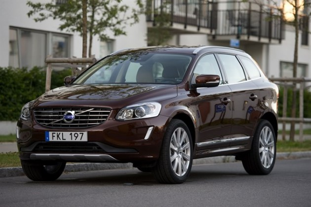 Win A Volvo XC60 In The Storytellers: New Voices Of