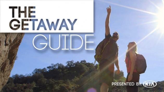 The Kia Sorento Getaway Guide