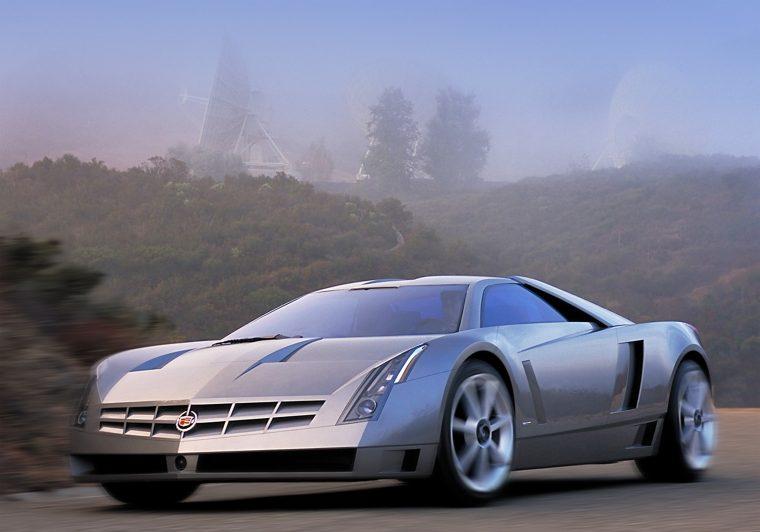 2002 Cadillac Cien Concept
