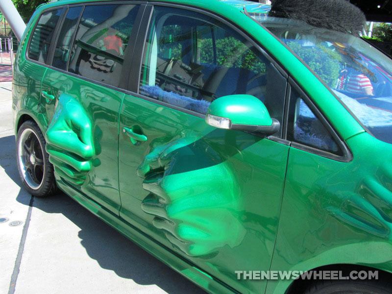 2005 Volkswagen Touran Van Hulk Mobile From Fast