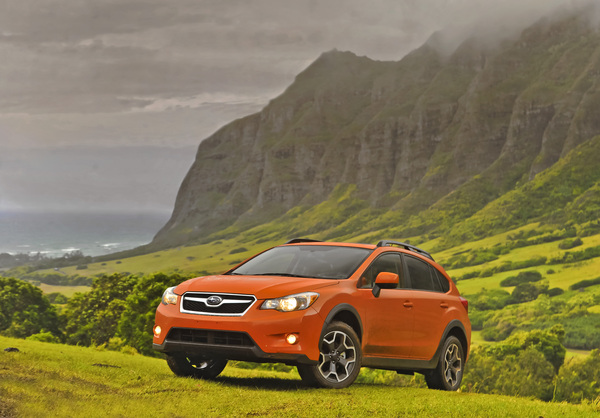 Subaru was named Most Trusted Brand in America and Best Performance Brand in the 2015 Brand Image Awards | 2013 XV Crosstrek