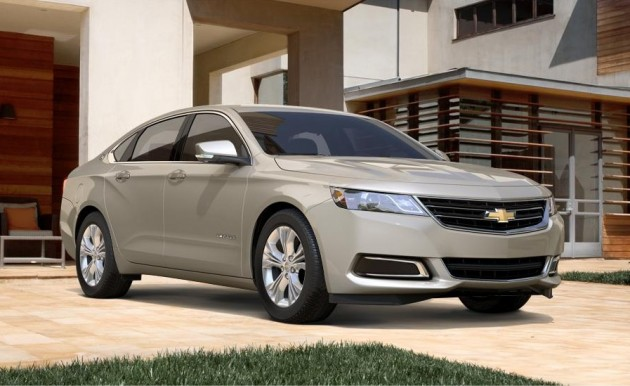 A 2014 Champagne Silver Impala—gone but not forgotten