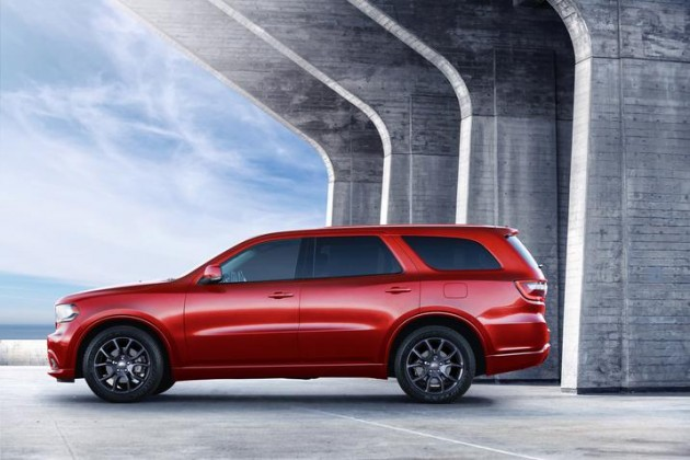 The 2015 Dodge Durango R/T