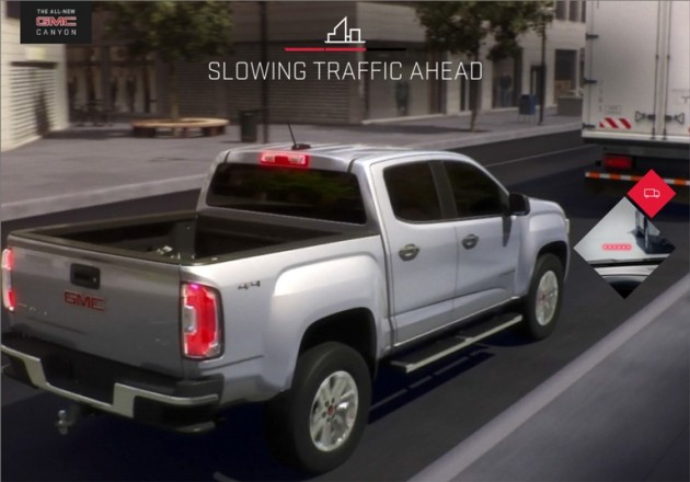 2015 GMC Canyon Experience