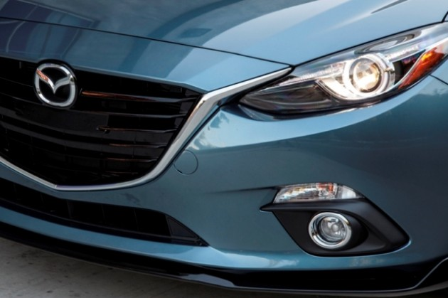 2015 Mazda3 5D s Touring 6MT Blue Reflex award winning