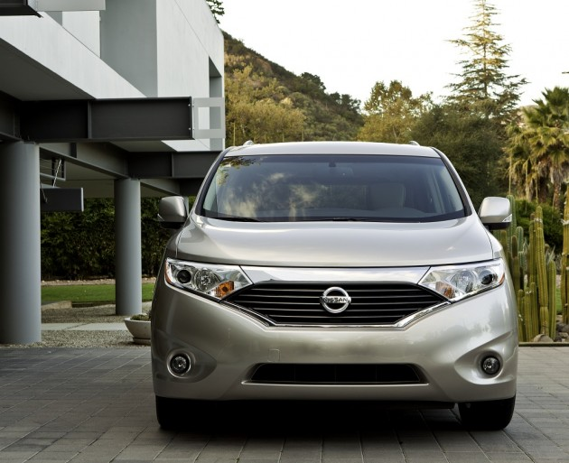 2015 Nissan Quest performance