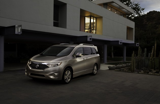2015 Nissan Quest efficiency