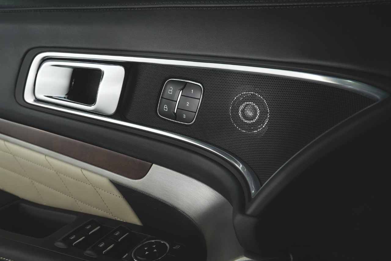 2016 Explorer Platinum Features Two Exclusive Audio Technologies The New Technology Of Auto Sound Systems News Wheel