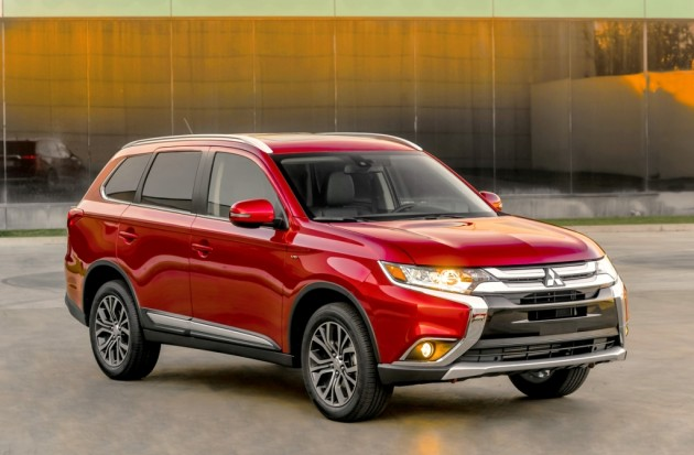history of the mitsubishi outlander - 2016 mitsubishi outlander
