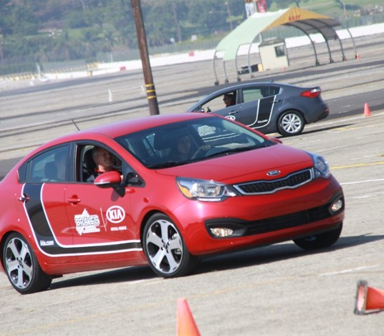 Kia sponsored b r a k e s program coming to san francisco for Kia motors usa com