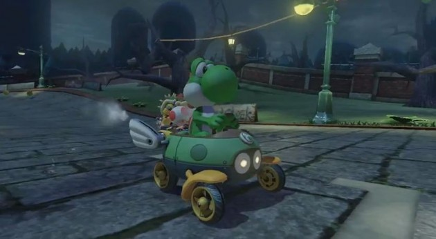 5 Karts from Mario Kart 8 That We Wish Were Real: Biddybuggy