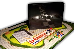 Bolide Top Car-Themed Board Games