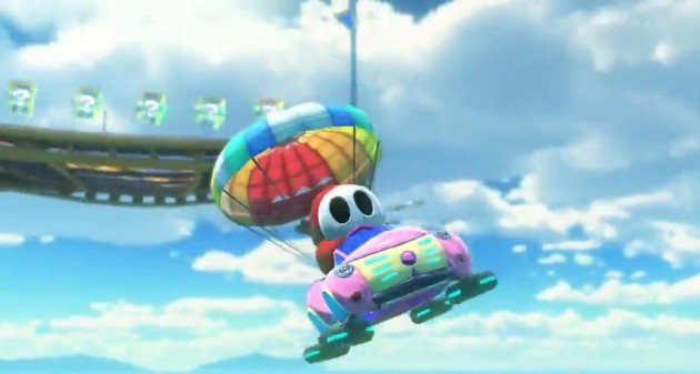 5 Karts from Mario Kart 8 That We Wish Were Real: Cat Cruiser