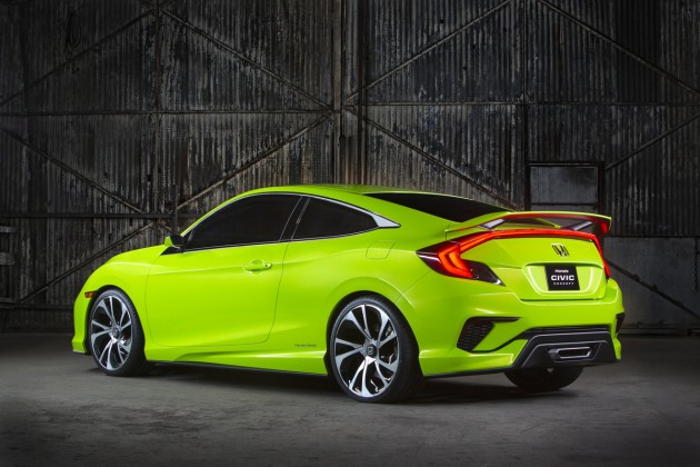 2016 Honda Civic Concept