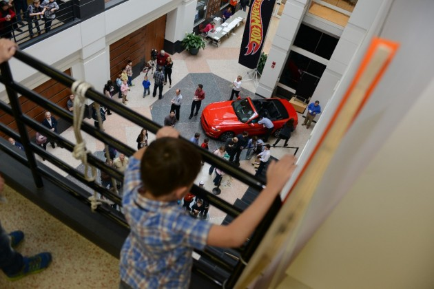 Ford Hot Wheels World Record Attempt