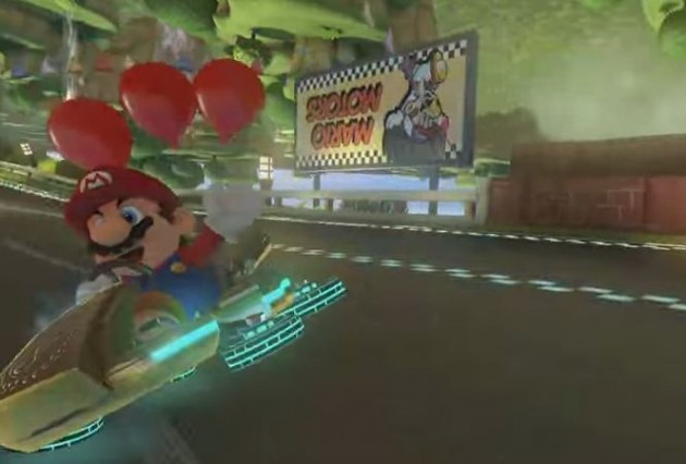 5 Karts from Mario Kart 8 That We Wish Were Real: Gold Standard