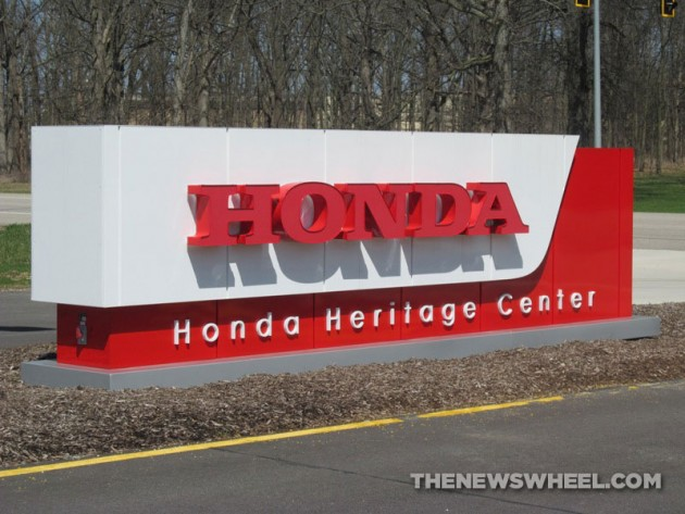 Honda-Heritage-Center-Entry-Sign