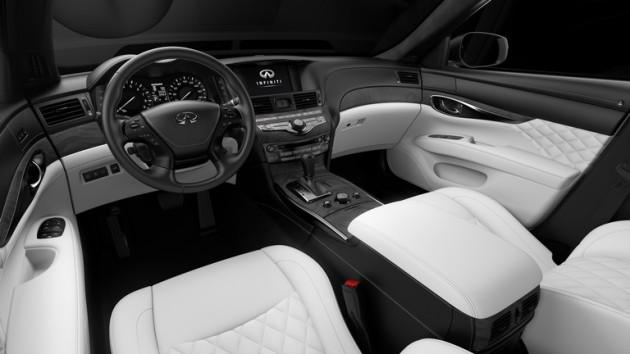 Infiniti Q70L Bespoke Edition Debuts at Auto Shanghai