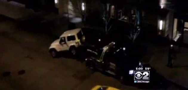 Jeep Escapes Tow Truck in Viral Video