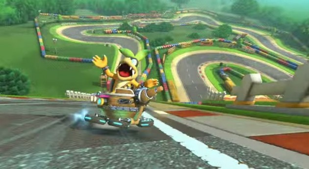 5 Karts from Mario Kart 8 That We Wish Were Real: Landship
