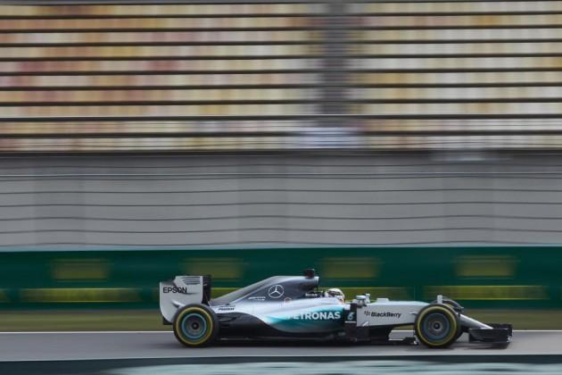 2015 Chinese Grand Prix Recap : Lewis Hamilton