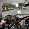 MINI Augmented Vision Glasses on display at Shanghai Auto Show driver