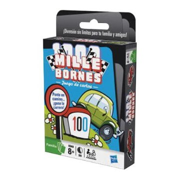 Mille Bornes Top Car-Themed Board Games