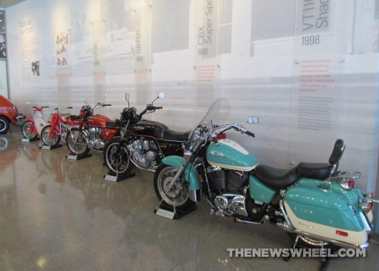 Motorcycles-at-Honda-Heritage-Center